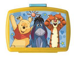 p os Brotdose Winnie the Pooh