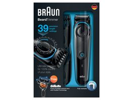 BRAUN Barttrimmer BEARD HEAD Z6 BT3040