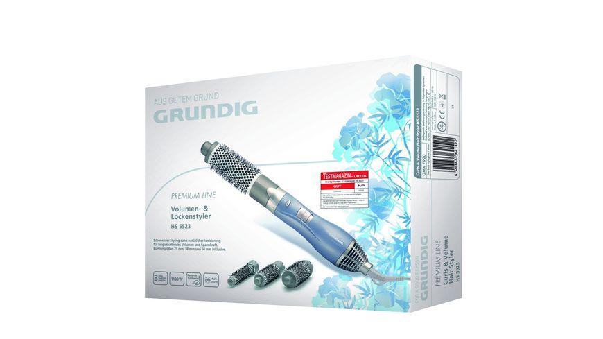 GRUNDIG Volumen Trockenstyler HS5523