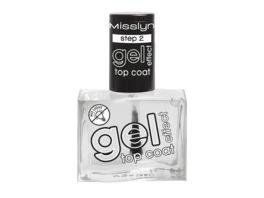 Misslyn Gel Effect Duo Top Coat
