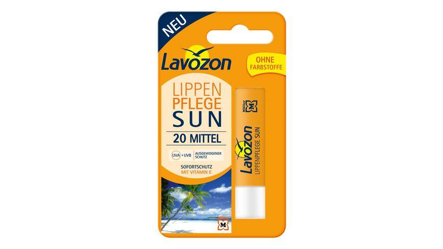 Lavozon Lippenpflege LSF 20