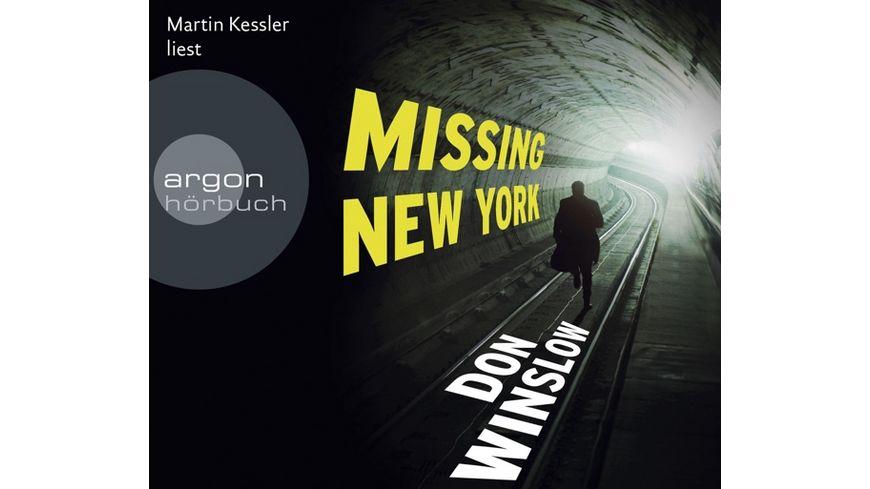 Missing New York SA