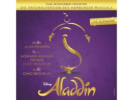 Aladdin Originalversion Des Hamburger Musicals