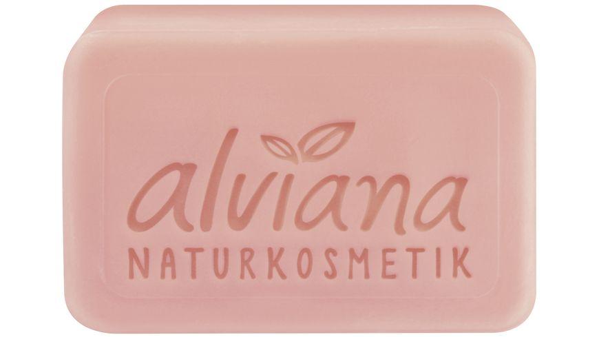 alviana Pflanzenoelseife Granatapfel