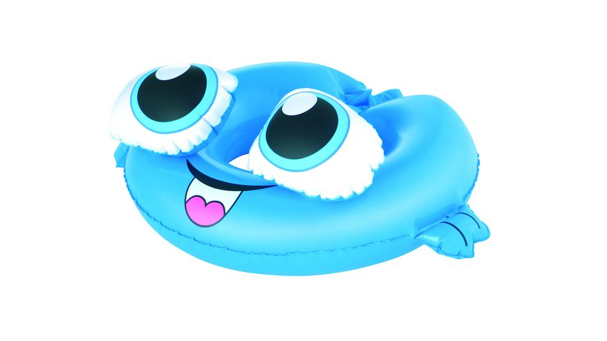 Bestway Schwimmring Sea Creature 61 cm sortiert