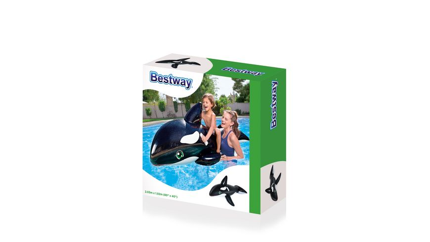 Bestway Schwimmtier Jumbo Whale 203 cm