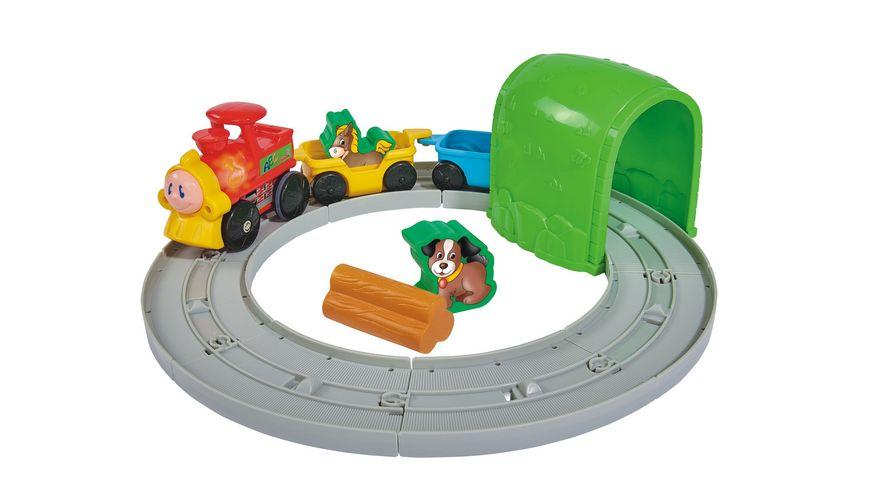 Simba ABC Tiereisenbahn Set 18 tlg