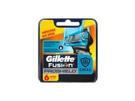 Gillette Klingen Fusion Proshield Chill