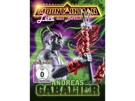 Mountain Man Live Aus Berlin Ltd Edt CD DVD