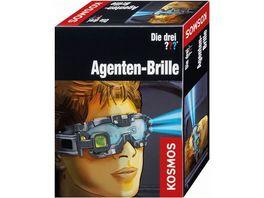 KOSMOS Die drei Agenten Brille