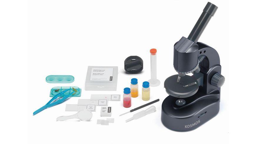 KOSMOS Experimentierkaesten Mikroskop