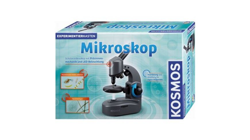 Kosmos experimentierkästen mikroskop online bestellen mÜller