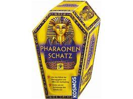 KOSMOS Experimentierkaesten Ausgrabung Pharaonen Schatz