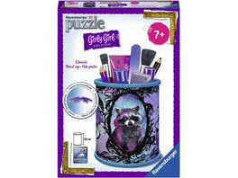Ravensburger Puzzle 3D Puzzles Girly Girl Edition Utensilo Animal Trend 54 Teile
