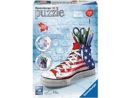 Ravensburger Puzzle puzzleball Sneaker 108 Teile