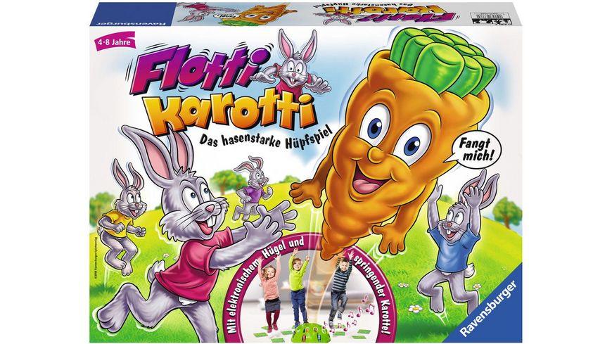 Ravensburger Spiel Flotti Karotti