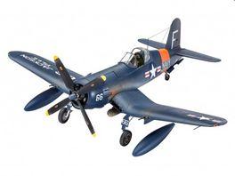 Revell F4U 4 Corsair