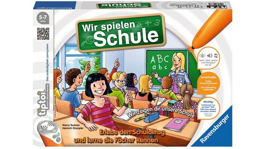Ravensburger tiptoi tiptoi Wir spielen Schule