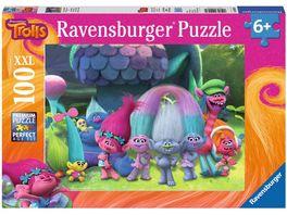 Ravensburger Puzzle Spass mit den Trollen 100 Teile