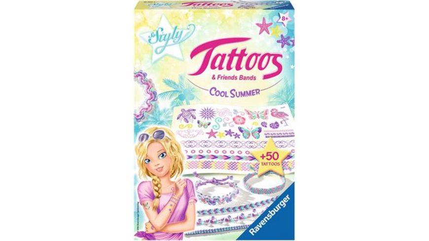 Ravensburger Beschaeftigung Tattoos und Friends Bands Cool Summer
