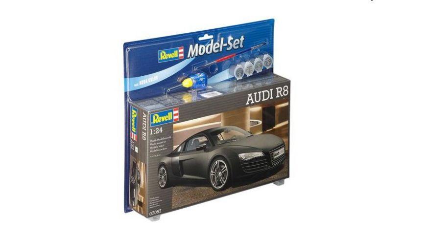 Revell 67057 Modellbau Model Sets Model Set AUDI R8