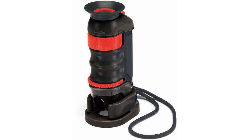 KOSMOS Die drei Tatort Mikroskop