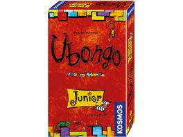KOSMOS Ubongo Junior Mitbringspiel Schnell einfach Ubongo