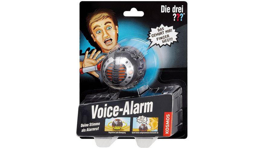 KOSMOS Die drei Voice Alarm