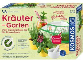 KOSMOS Kraeuter Garten