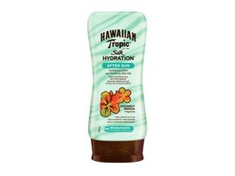 HAWAIIAN Tropic After Sun Lotion Silk Hydration