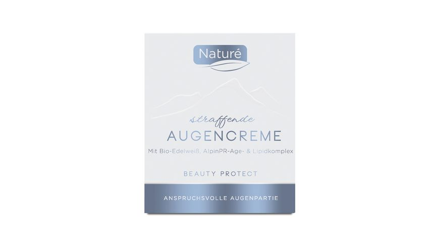 Nature straffende Augencreme Beauty Protect