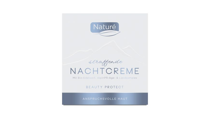 Nature straffende Nachtcreme Beauty Protect