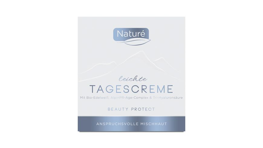 Nature leichte Tagescreme Beauty Protect