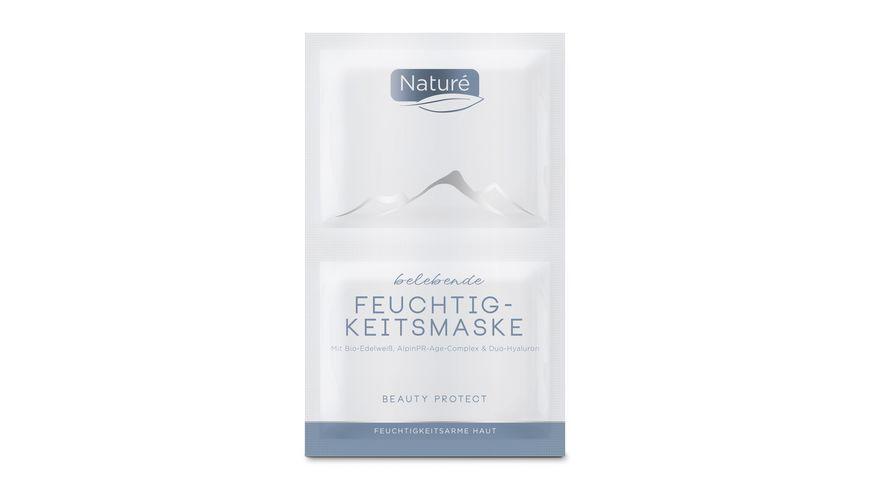 Nature belebende Feuchtigkeitsmaske Beauty Protect