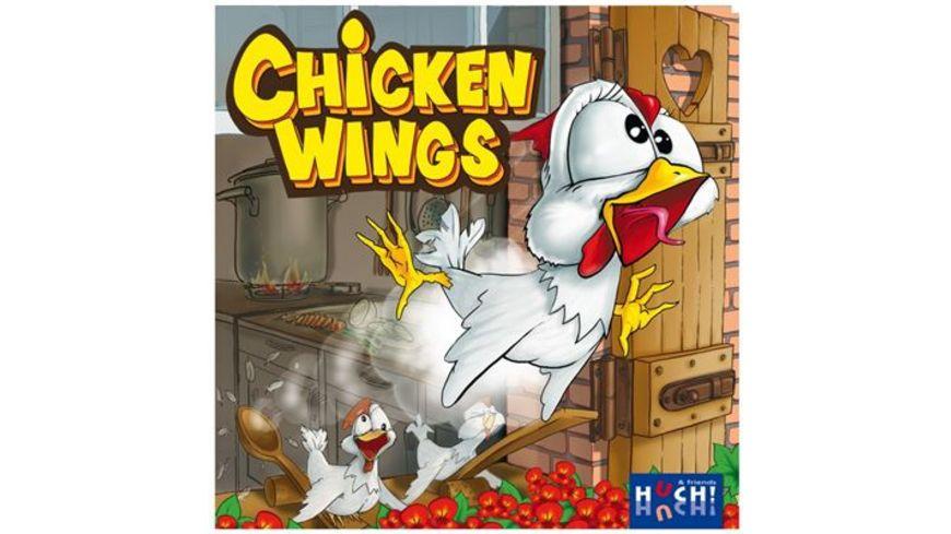 Hutter Chicken Wings