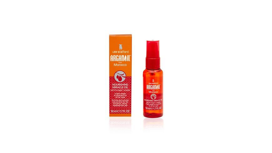 Lee Stafford Arganoil Miracle Oil