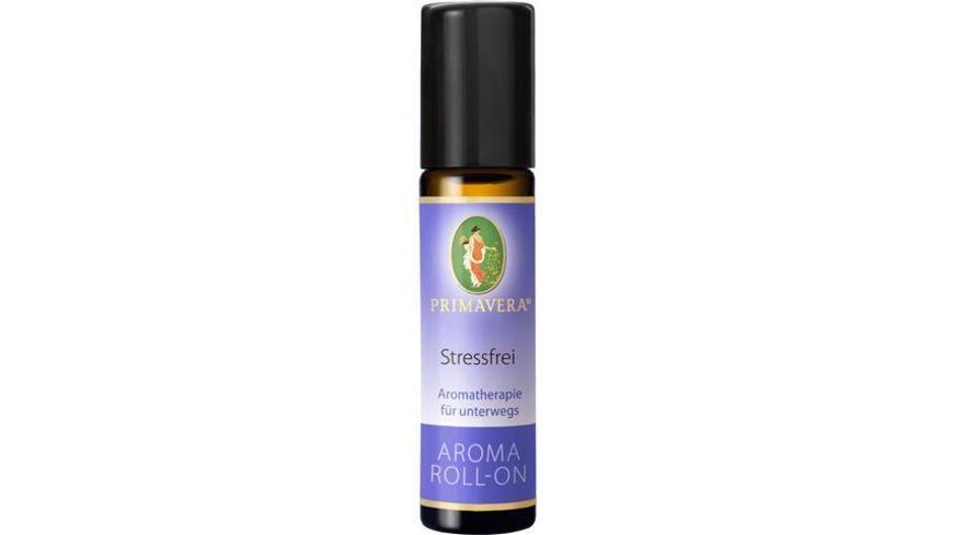 PRIMAVERA Aroma Roll On Stressfrei