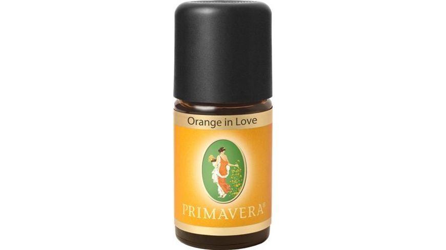 PRIMAVERA Duftmischung Orange in Love