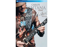 Carlos Santana Plays Blues At Montreux 2004