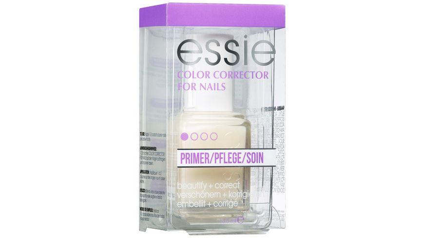 Essie Nagelpflege color corrector for nails