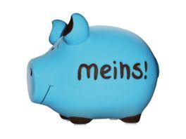 KCG Sparschwein Meins