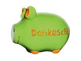 KCG Sparschwein Dankeschoen