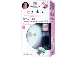 alessandro Striplac Starter Kit French Rose