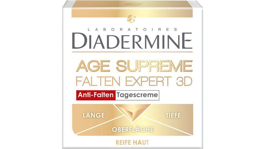 DIADERMINE FALTEN EXPERT 3D HYALURON ACTIVATOR Anti Falten Tagescreme