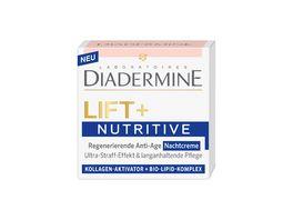 DIADERMINE LIFT NUTRITIVE Ultra Straffende Anti Falten Nachtpflege