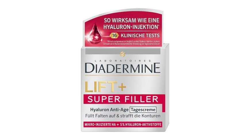 DIADERMINE LIFT SUPER FILLER Tagescreme