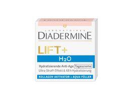 DIADERMINE LIFT H2O Ultra Straffende Anti Falten Tagespflege