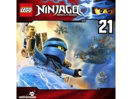 LEGO Ninjago CD21