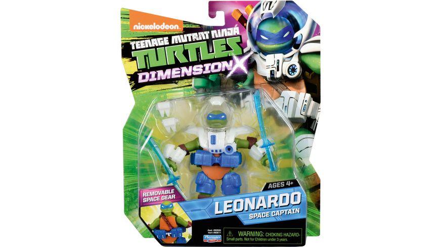 Turtles Basic Figuren Dimension X sortiert