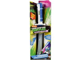 TMNT Turtles Dimension X Leonardo s Katana Schwert